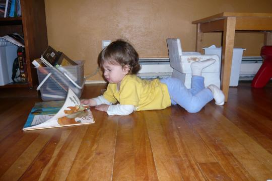 Lillie Reading